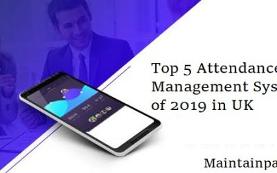 Top 5 Attendance Management Systems in 2019