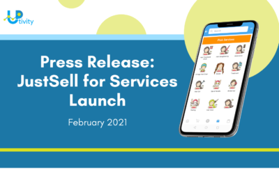 Press Release: 'JustSell for Services' to Launch in Early March 2021