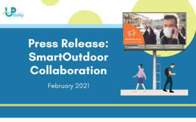 Press Release: Uptivity Apps and SmartOutdoor Collaboration