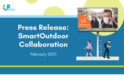 Press Release: Uptivity Apps and SmartOutdoor Collaboration