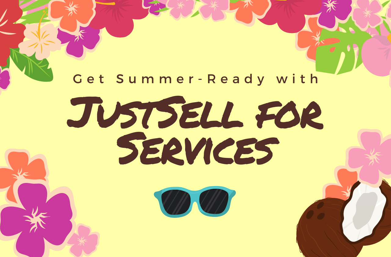 justsell for services blog post feature image